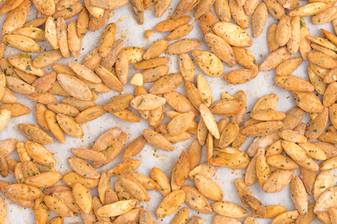 Ranch-arrosto pumpkin seeds
