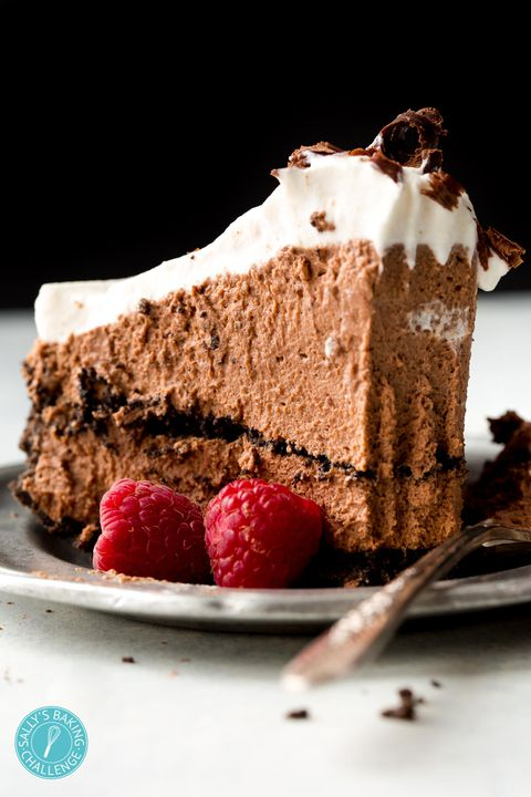 Langit High Chocolate Mousse Pie