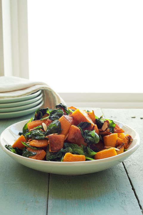 Arrostito Butternut Squash and Spinach