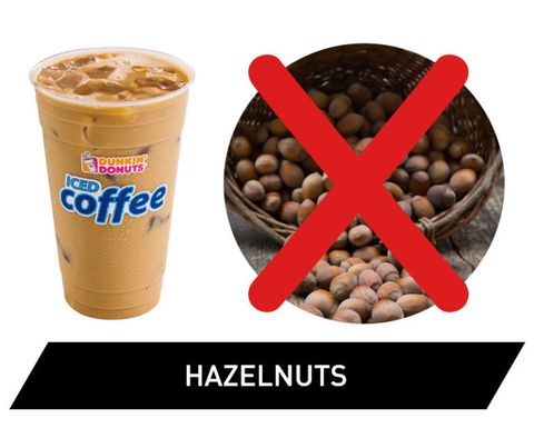 Dunkin' Donuts Iced Coffee Ranked