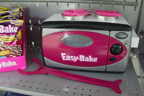 Bobby Flay Wanted an Easy-Bake Oven