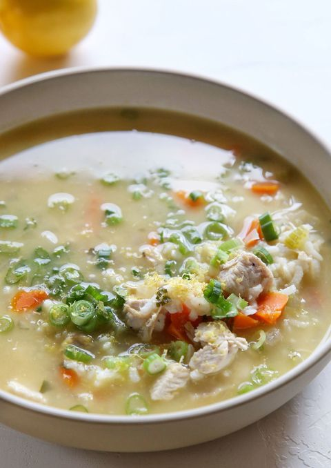 Citrina Chicken and Rice Soup Vertical