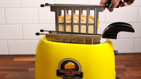 Panggang Cheese Toaster Cage Horizontal