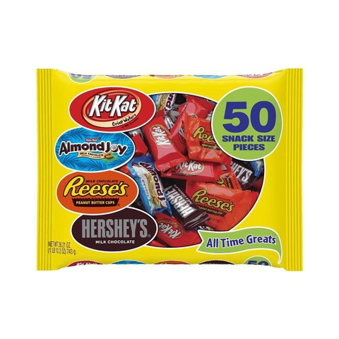 50 All-Time Greats Halloween Candy